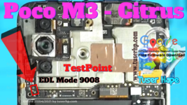 poco m3 test point